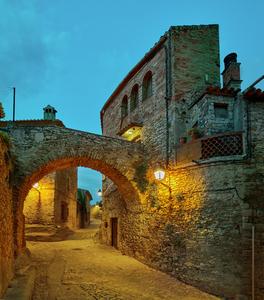 Средневековый городок 1