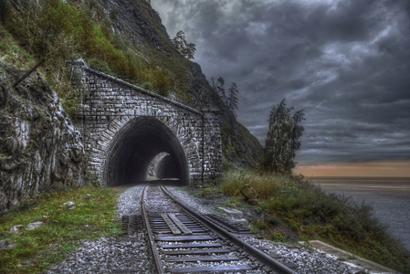 Туннель 8