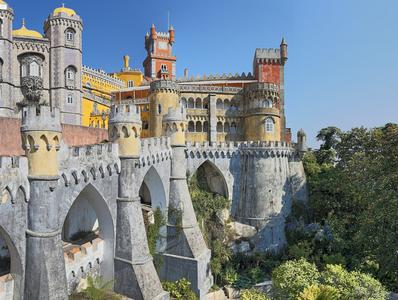 Португалия Замок 2